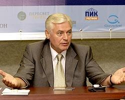 Первый заместитель председателя правительства Московской области Александр Горностаев