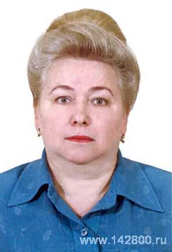 ДВОРНИКОВА Людмила Васильевна