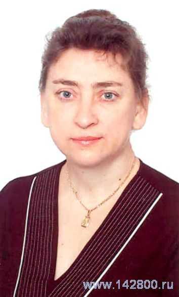 ИЛЬЮШЕНКО Вера Ивановна