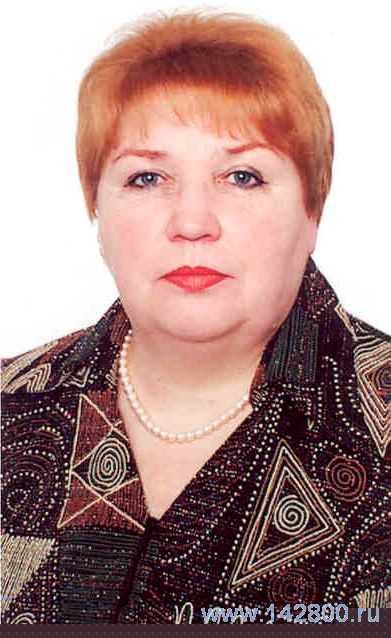 ИВКИНА Людмила Васильевна