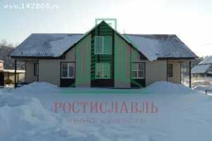 Дом 230 кв.м. в СНТ г Озеры, снт Текстильщик-4 (д Большое Уварово)