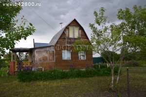 Дом 30 кв.м. в СНТ г Кашира, д Коростылево снт Фольга