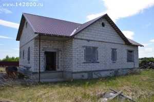 Продажа Дом 300 кв.м. ПМЖ г Ступино, с Троице-Лобаново