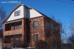 Продажа Дом 400 кв.м. ПМЖ г Кашира ул Пушкинская д 44