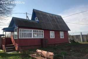 Продажа Дом 45 кв.м. ПМЖ г Ступино, с Кузьмино