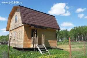 Продажа Дом 56 кв.м. ПМЖ г Ступино, с Батайки ул Слободская