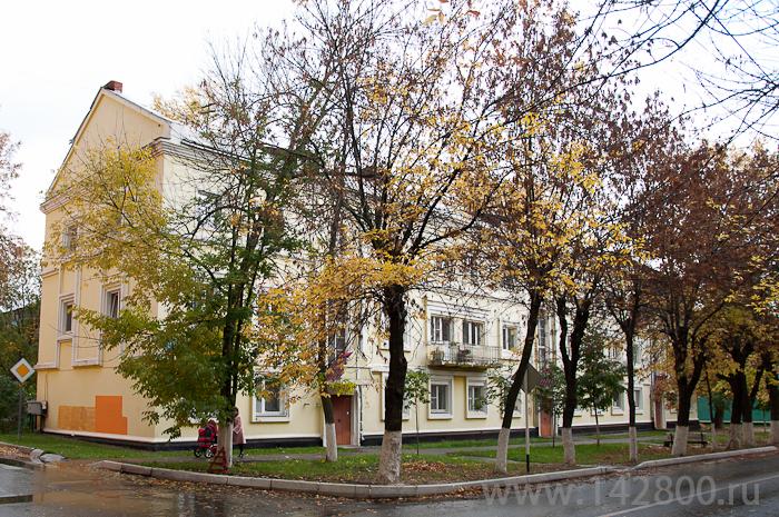 Чайковского 10