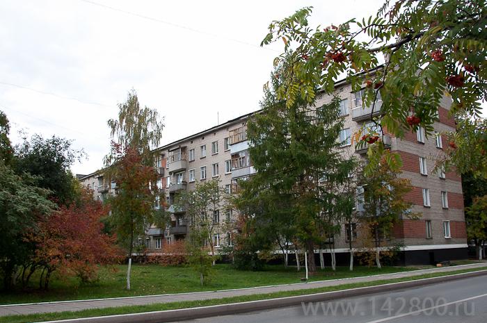 Чайковского 19