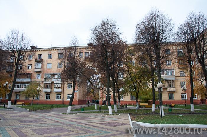 Проспект Победы 31