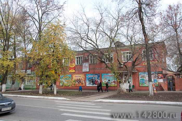 Горького 22