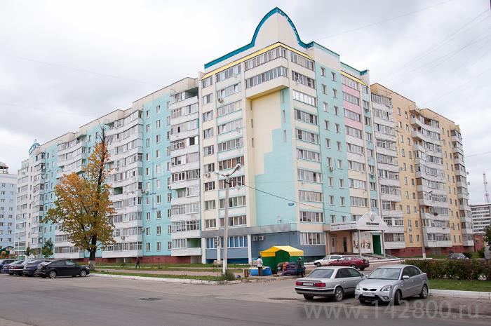 ул. Калинина 38
