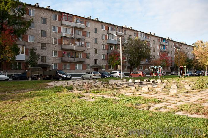 ул. Калинина 3