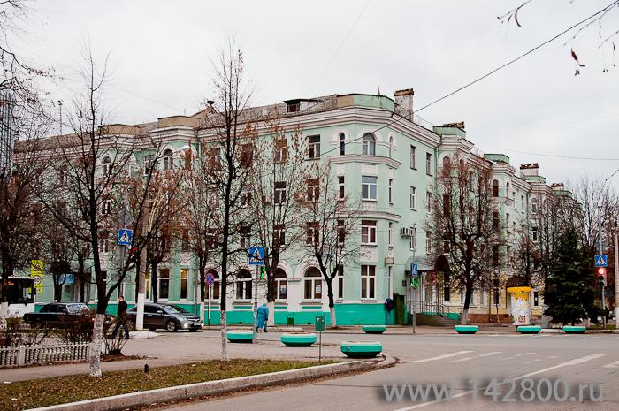 ул. Пушкина 23