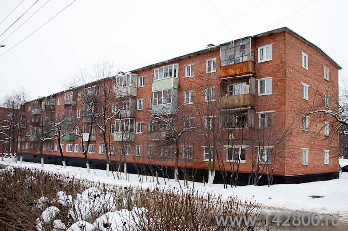 ул. Овражная 17